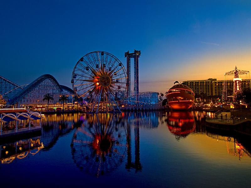 Zuiko 11-22 DisneyCalifornia