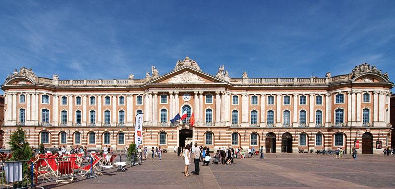 Le Capitole à Toulouse 20110624_5582