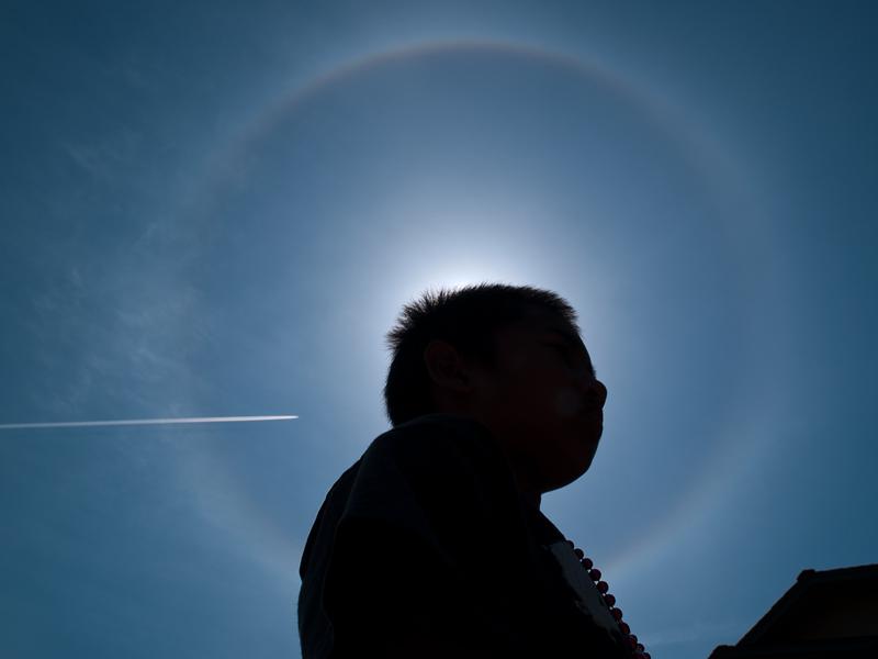 Halo autour du soleil 20110524_1275