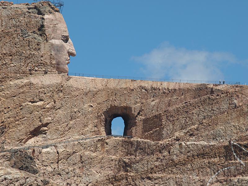 Road Trip 2012 [5] - Mount Rushmore - Crazy Horse [+ image 8-2-12] 20120614_2916