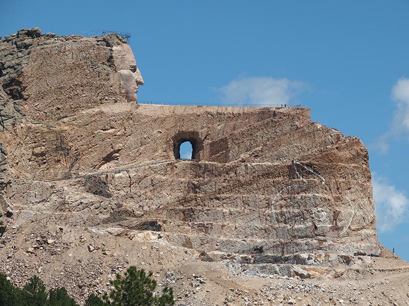 Road Trip 2012 [5] - Mount Rushmore - Crazy Horse [+ image 8-2-12] 20120614_2917