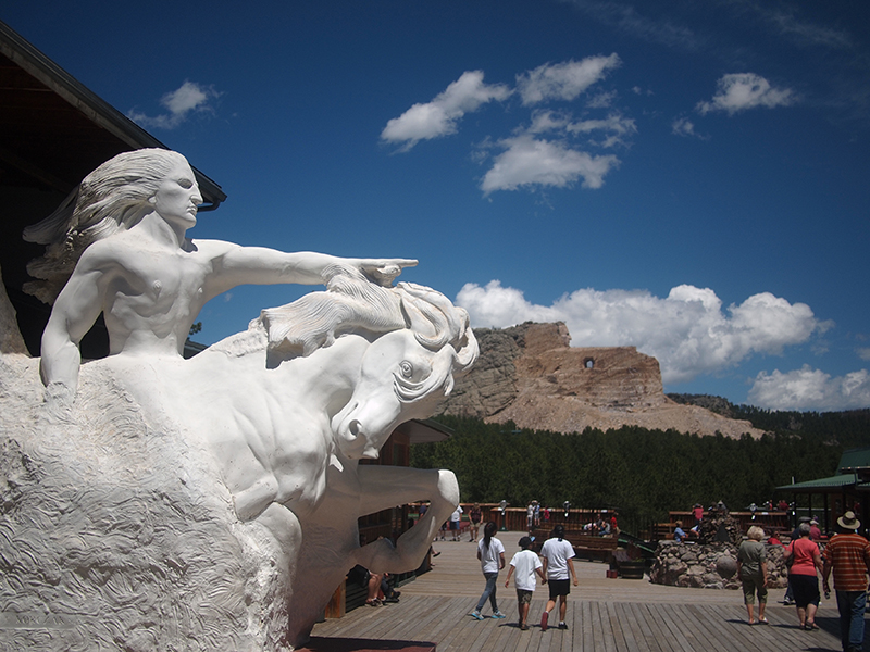 Road Trip 2012 [5] - Mount Rushmore - Crazy Horse [+ image 8-2-12] 20120614_2961