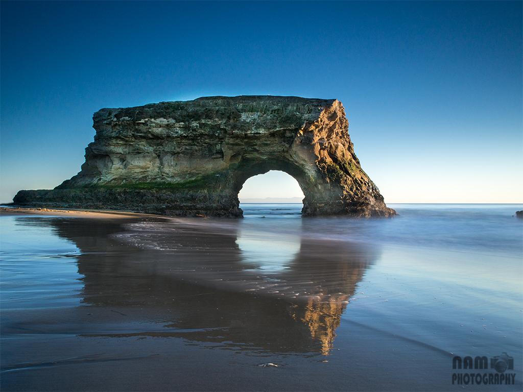 Natural Bridges State Beach 20131214_0985