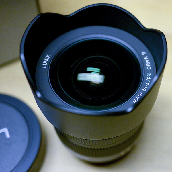 Panasonic 7-14 F4 Micro Four Third -1